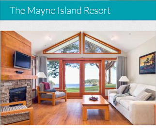 Mayne Island Resort